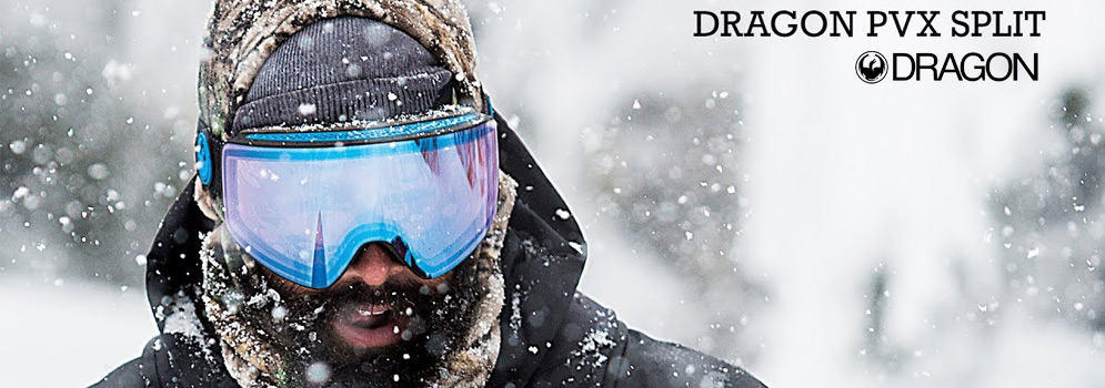 Dragon snow goggles