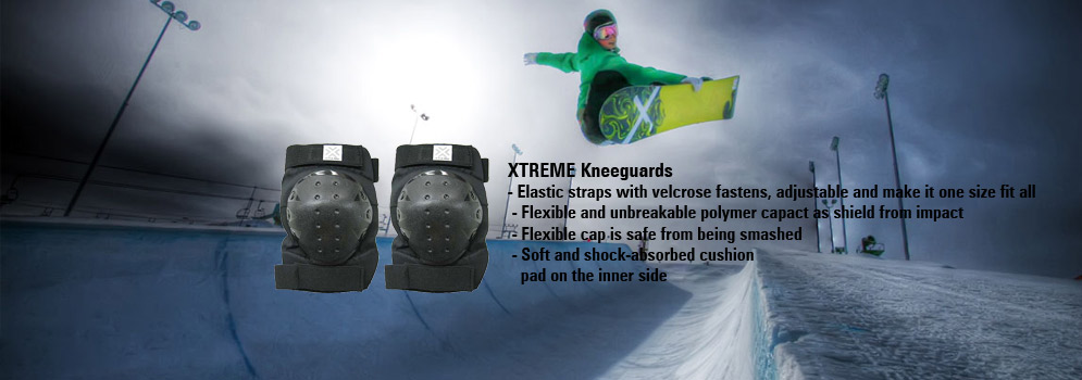 Snowboard protective gear