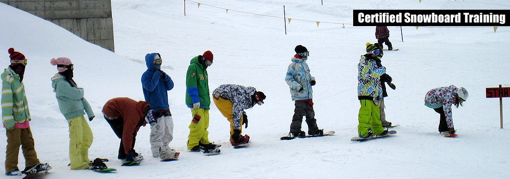 Snowboard Course